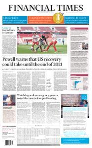 Financial Times UK - May 18, 2020