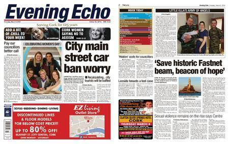 Evening Echo – March 08, 2018
