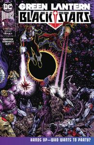 Green Lantern-Blackstars 01 of 03 2020 digital Son of Ultron