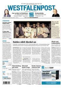Westfalenpost Wetter - 15. Februar 2018