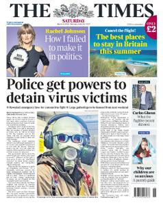 The Times - 14 March 2020