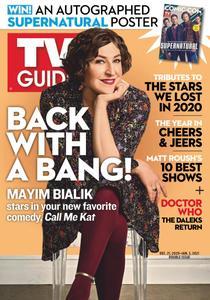 TV Guide – 21 December 2020