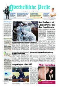 Oberhessische Presse Marburg/Ostkreis - 30. November 2017