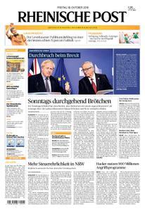 Rheinische Post – 18. Oktober 2019