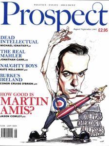 Prospect Magazine - August - September 1997