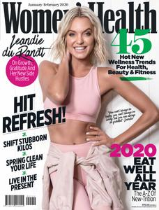 Women's Health South Africa - January 2020