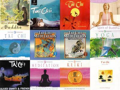 Tai Chi - Collection (17CDs, 1993-2005)