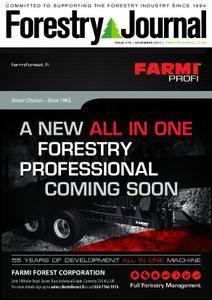 Forestry Journal – November 2017