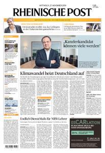 Rheinische Post – 27. November 2019