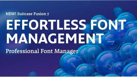 Extensis Suitcase Fusion 7 v18.2.2 Multilingual MacOSX
