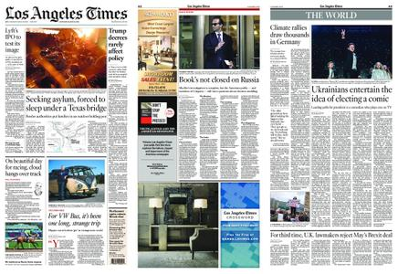 Los Angeles Times – March 30, 2019