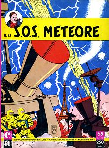 Classici Audacia - Volume 12 - Blake E Mortimer - SOS Meteore