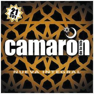 Camaron de la Isla - Nueva Integral Box Set (2011) {21CD Universal Music Official Digital Download} (with Paco de Lucia)