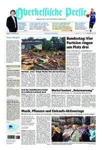 Oberhessische Presse Marburg/Ostkreis - 11. September 2017