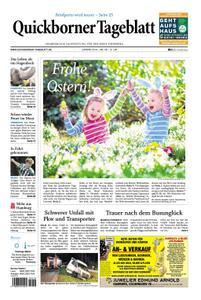 Quickborner Tageblatt - 20. April 2019