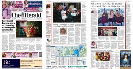 The Herald (Scotland) – February 21, 2020