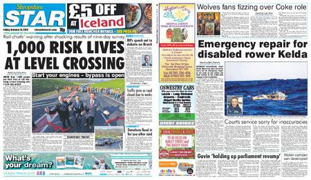 Shropshire Star Shrewsbury Edition – February 15, 2019