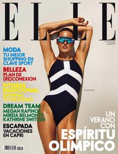 Elle España - agosto 2021