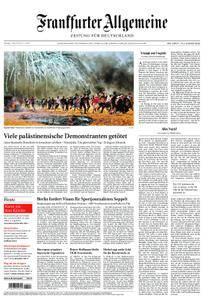 Frankfurter Allgemeine Zeitung F.A.Z. - 15. Mai 2018