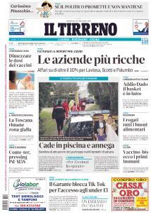 Il Tirreno Livorno - 23 Gennaio 2021