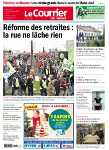Le Courrier de l'Ouest Cholet – 18 décembre 2019