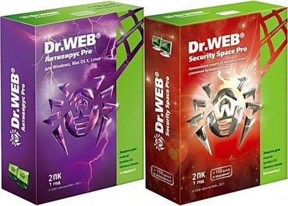 Dr.Web Anti-virus & Security Space 11.0.5.2030