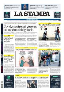 La Stampa Torino Provincia e Canavese - 12 Agosto 2020