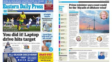 Eastern Daily Press – February 25, 2021
