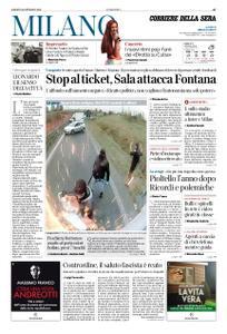 Corriere della Sera Milano – 26 gennaio 2019