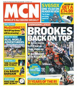 MCN - August 21, 2019
