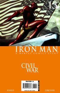 Iron Man v4