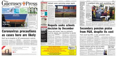 The Guernsey Press – 30 January 2020