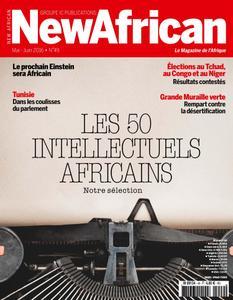 New African, le magazine de l'Afrique - Mai - Juin 2016