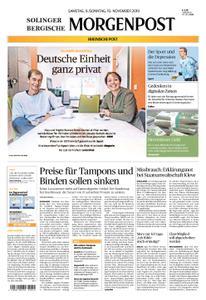 Solinger Morgenpost – 09. November 2019