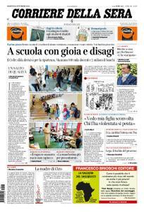 Corriere della Sera – 15 settembre 2020