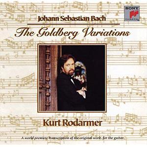 Bach - The Goldberg Variations, BWV 988 (Kurt Rodarmer) - 1996