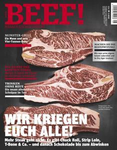 Beef! Germany - Juni/Juli 2020