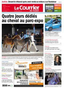 Le Courrier de l'Ouest Nord Anjou – 26 octobre 2021