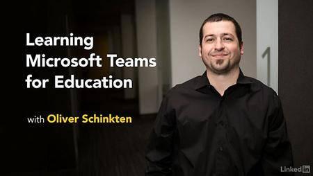 Lynda - Learning Microsoft Teams for Education