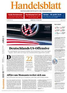 Handelsblatt - 14. Mai 2019