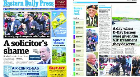 Eastern Daily Press – June 07, 2019
