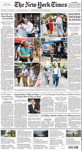 The New York Times – 22 June 2021
