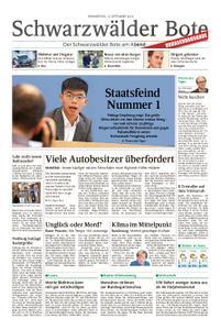 Schwarzwälder Bote Hechingen - 12. September 2019