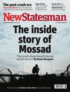 New Statesman - 17 - 23 August 2018