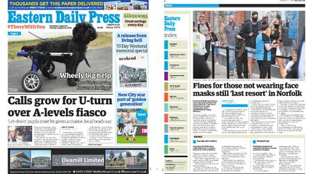 Eastern Daily Press – August 15, 2020