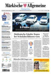 Märkische Allgemeine Fläming Echo - 12. September 2019