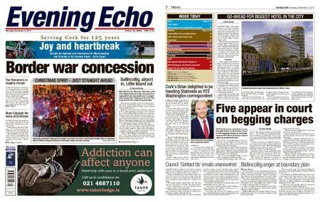 Evening Echo – December 04, 2017