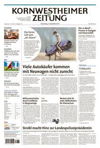 Kornwestheimer Zeitung - 12. September 2019