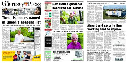 The Guernsey Press – 08 June 2019