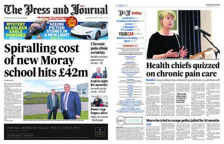 The Press and Journal Moray – March 14, 2018